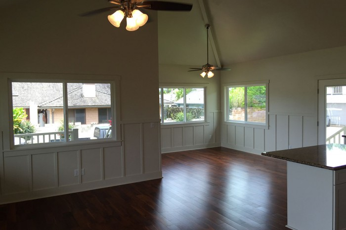 Spacious with Hardwood Floors