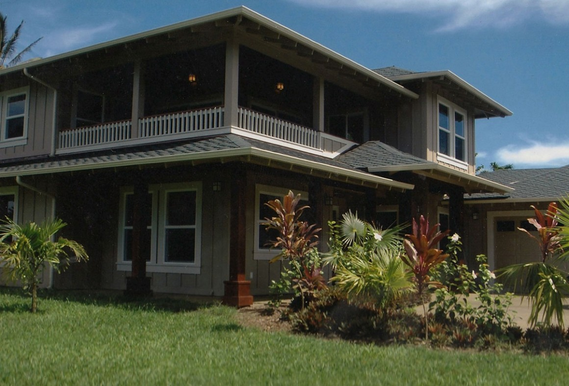 kauai custom home building contractor