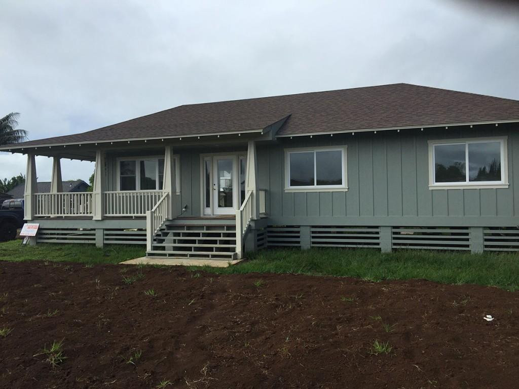 Kauai Affordable Home Classic Island Homes